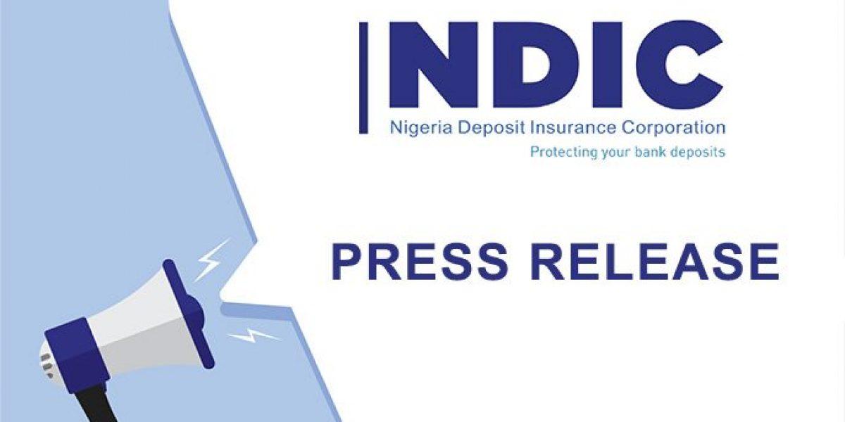 ndic press release